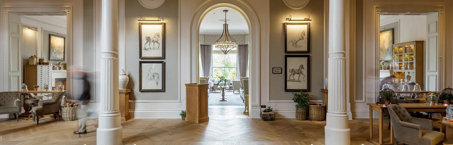 Отель Principal York от студии дизайн интерьера Goddard Littlefair