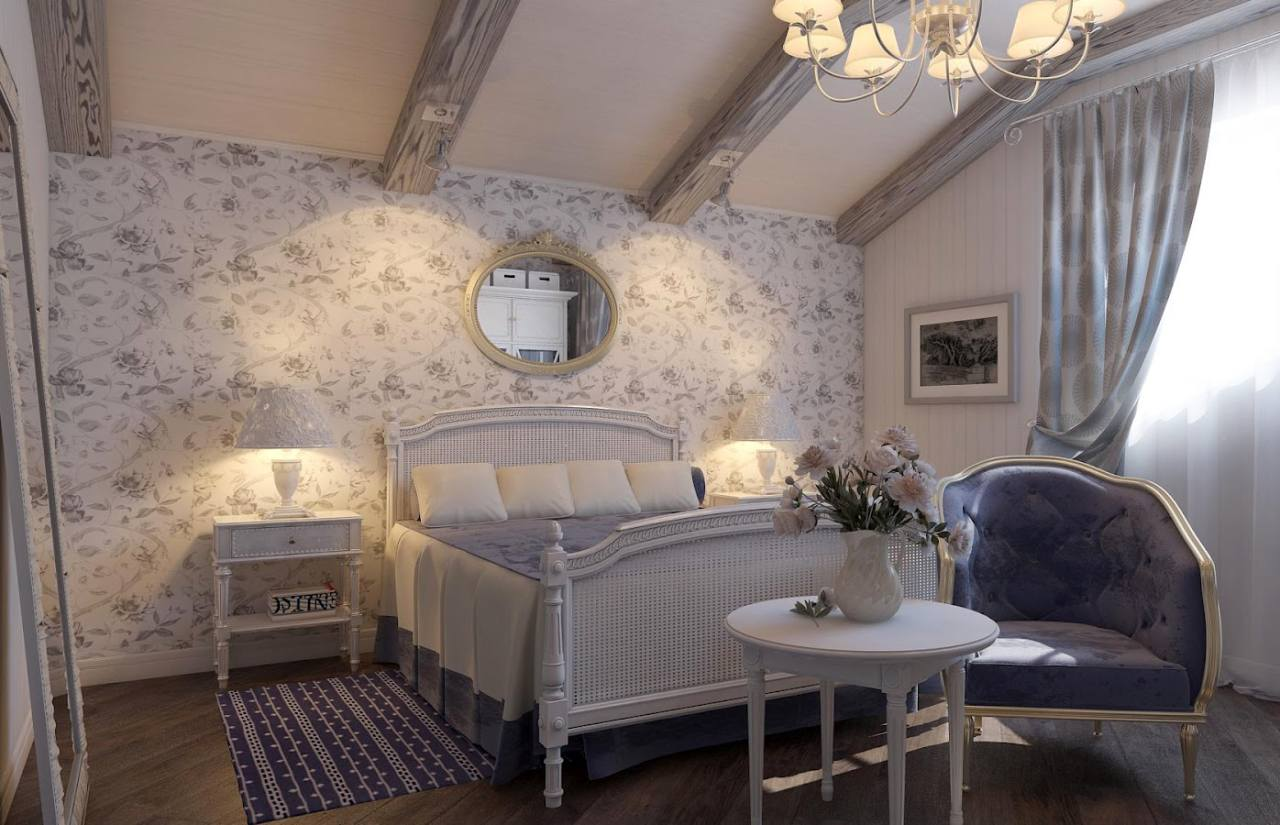 provence-style-interior-design-bedroom