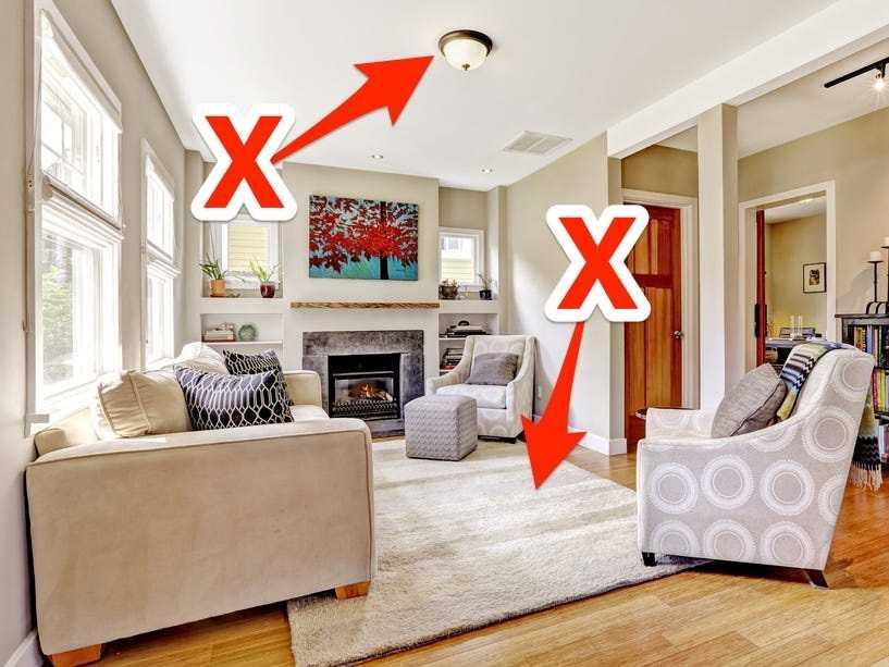 Дизайн интерьера дома - самая важная информация