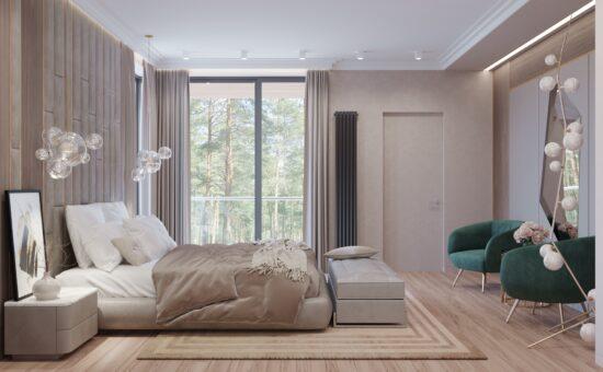 19 Спальня